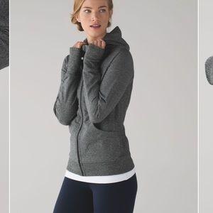 Lululemon Classic Cotton fleece Scuba hoodie